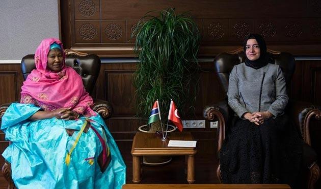 Türkiye ile Gambiya arasında yeni işbirliği