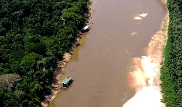 Amazon yerlilerine katliam