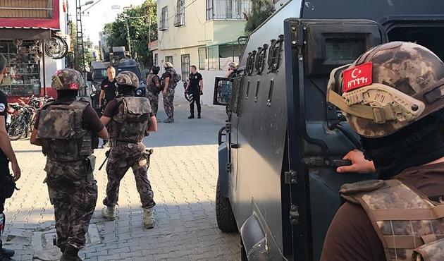 Konya'daki PKK/KCK operasyonunda 11 gözaltı