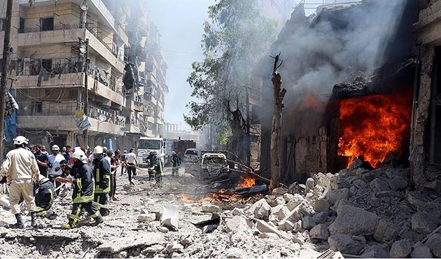Suriye'deki 'Savaşın Bedeli' 226 milyar dolar