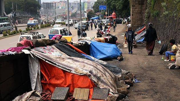 Etiyopya'da etnik çatışmalar 55 bin kişiyi yerinden etti