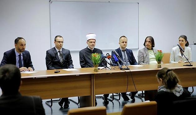Bosna Hersek'te Suriyelilere yardım kampanyası