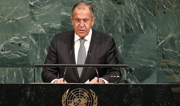 Lavrov: Antalya'daki görüşmede Soçi'deki zirve için hazırlanacağız
