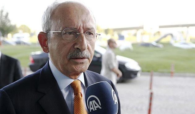 Kılıçdaroğlu ve üç milletvekili hakkında fezleke