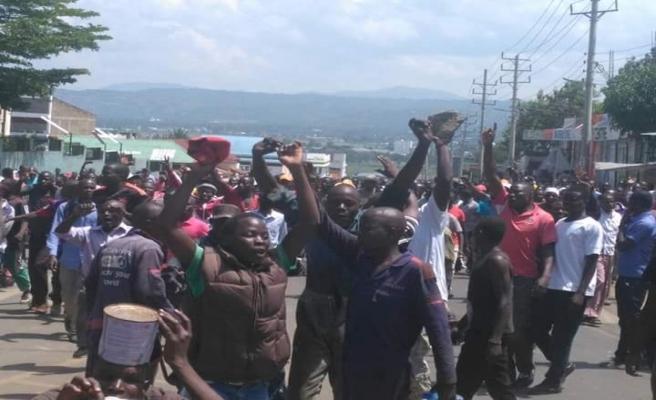 Kenya'da seçim komisyonu karşıtı gösterilerde 3 kişi öldü