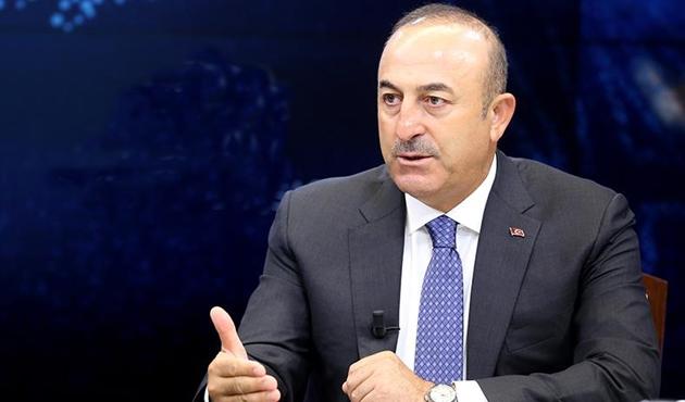 Çavuşoğlu, Alman medyası için makale kaleme aldı