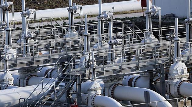 Kazakistan'dan Çin'e doğalgaz ihracatı