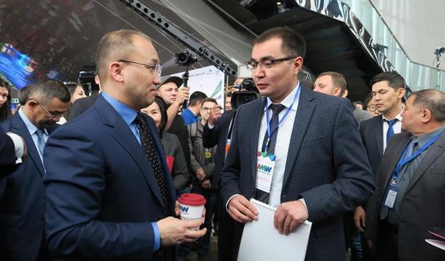 Kazakistan'da Astana Medya Haftası Etkinliği başladı