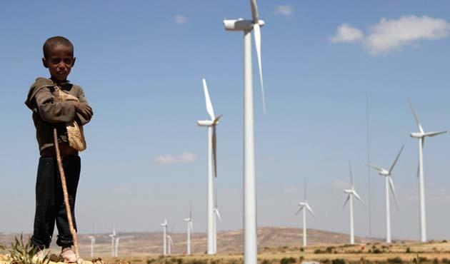 Hindistan Etiyopya'ya 95 milyon dolarlık enerji kredisi verecek