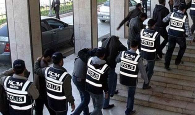 'FETÖ ile mücadelede 2017'de 48 bin 305 kişi tutuklandı'