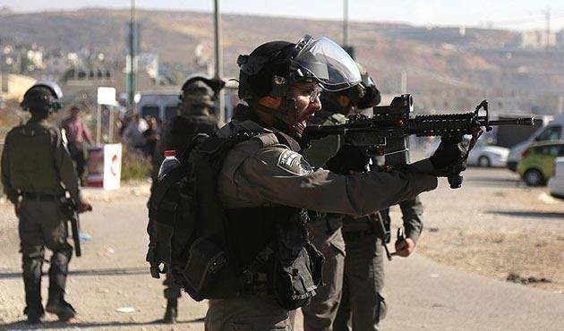 İşgal güçleri 4 Filistinliyi yaraladı