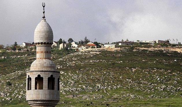 'Filistin mahallelerinin Kudüs'ten koparılması etnik temizliktir'