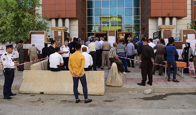 IKBY referandumunu gerçekleştirenlere tutuklama kararı