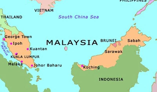 Malezya'da II. Dünya Savaşı'ndan kalma bomba patladı