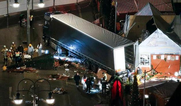Almanya'daki terör saldırısının araştırma raporu açıklandı