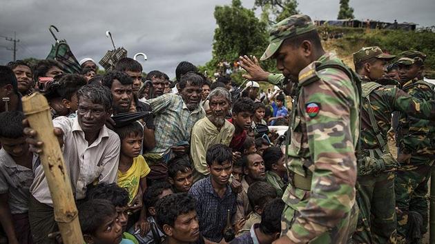Bangladeş'ten 3 sivil toplum kuruluşuna 'Arakanlılara yardım' yasağı