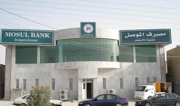 Musul'da DEAŞ sonrası ilk banka şubesi açıldı
