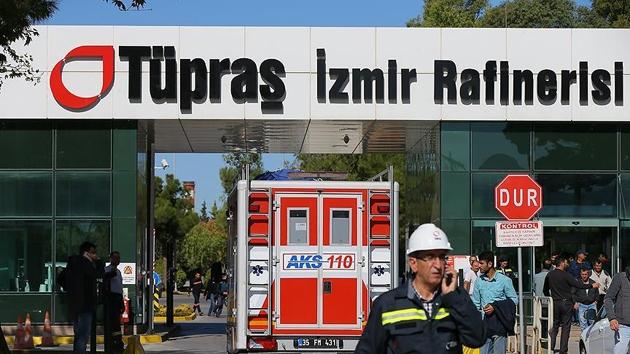 TÜPRAŞ'taki ölümlü patlamaya ilişkin 7 gözaltı