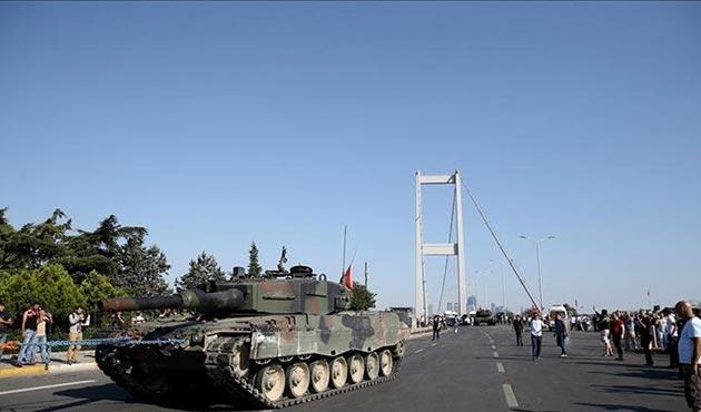 15 Temmuz Şehitler Köprüsü davasında tahliye taleplerine red