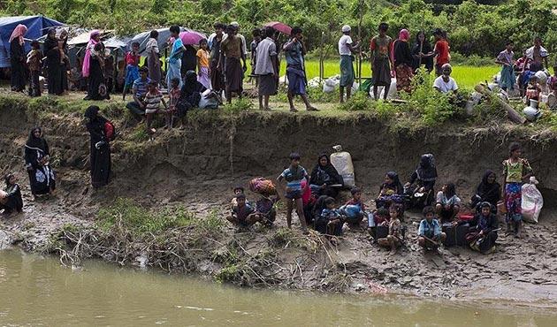 BM'nin hala Arakan'a erişimine izin yok