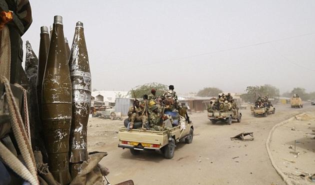 Çad'ın Nijer'deki askerlerini çekme kararı aldığı iddia edildi