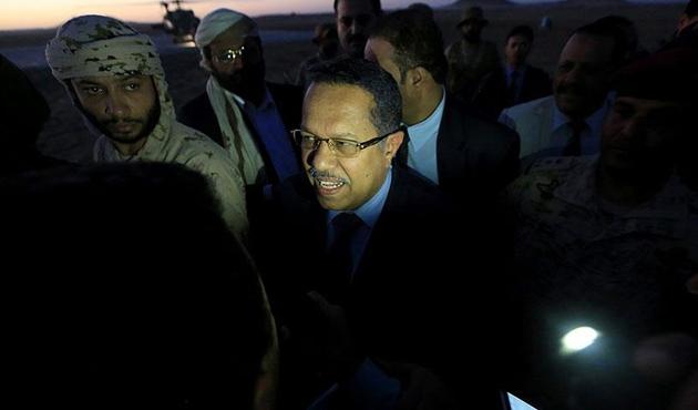 Yemen Başbakanı Dağr'a suikast girişimi