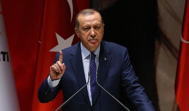Erdoğan: Bir gece ansızın gelebiliriz dedik, bu gece operasyon başladı
