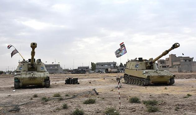 Haşdi Şabi'den Peşmerge'ye karşı yığınak