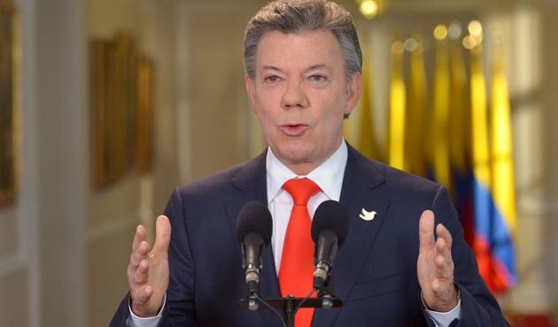Kolombiya Devlet Başkanı'ndan Kongreye çağrı