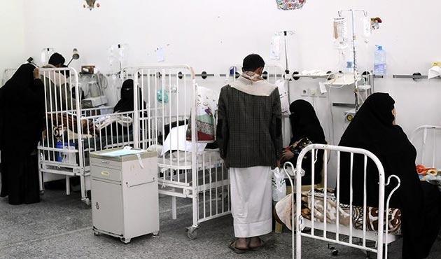 Yemen'in neredeyse tamamı kolera tehdidi altında