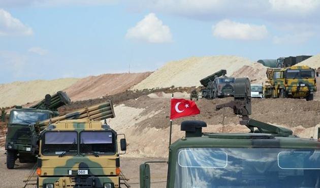 TSK'dan İdlib açıklaması: Bölgede gözlem noktaları oluşturuluyor