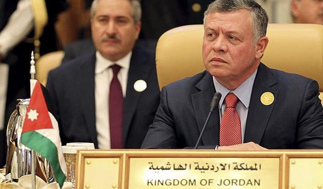 Ürdün Kralı'ndan Hamas ve Fetih anlaşmasına tebrik