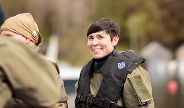Norveç, Rusya sınırını zırhlılarla güçlendiriyor