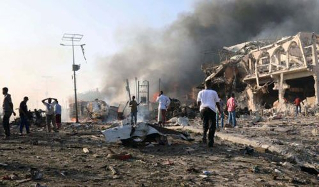 Somali'de ölü sayısı 189 oldu, yaralılar Türkiye'ye getirilecek