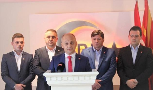 Makedonya'daki seçimlerde TDP, 26 belediye meclis üyesi çıkardı