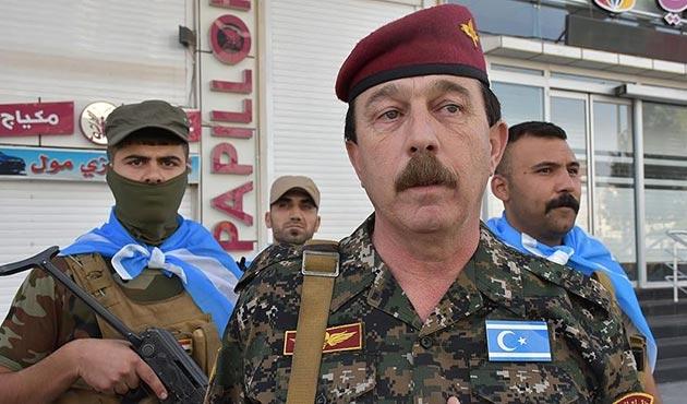 Kerkük'te Türkmenler güvenliklerini kendileri sağlamaya başladı
