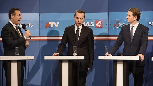 Avusturya'da yeni koalisyon hazırlığı