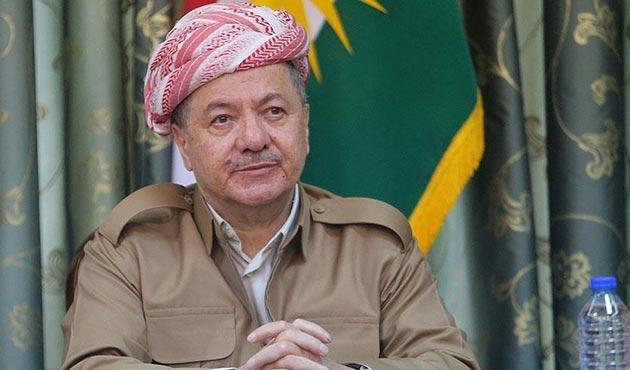 Barzani'den Peşmerge'nin ani geri çekilişi hakkında açıklama