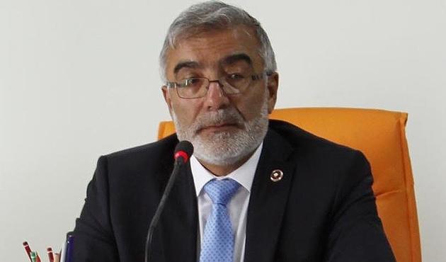 Çankırı İl Genel Meclis Başkanı Şeker'e 'FETÖ' tutuklaması