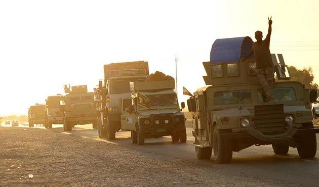 Haşdi Şabi ile Peşmerge çatışmasında 9 ölü