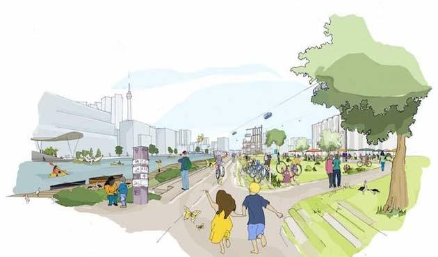 Kanada'da 'geleceğin şehri' inşa edilecek