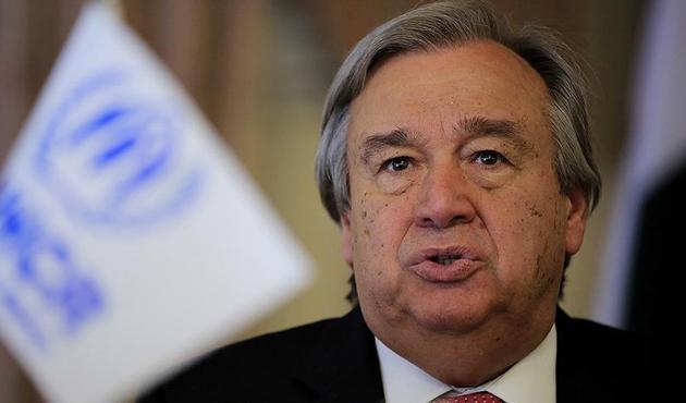 Guterres'ten Mistura'ya 'yoğun çalışma' talimatı