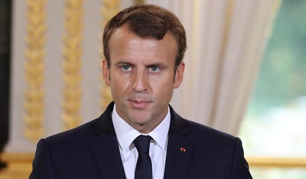 Macron'dan Sisi'ye insan hakları tavsiyesi