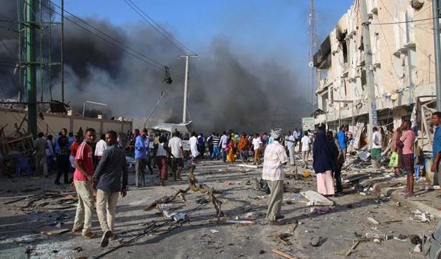 'Somali'deki saldırı, İslam coğrafyasına yapılmıştır'