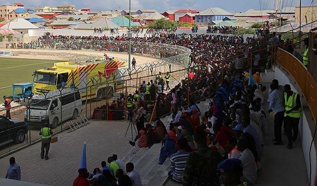 Somali'de 'teröre karşı birlik' etkinliği