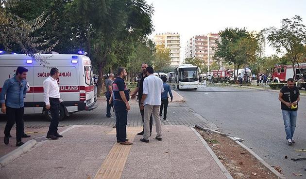 Mersin'deki terör saldırısına ilişkin 11 gözaltı