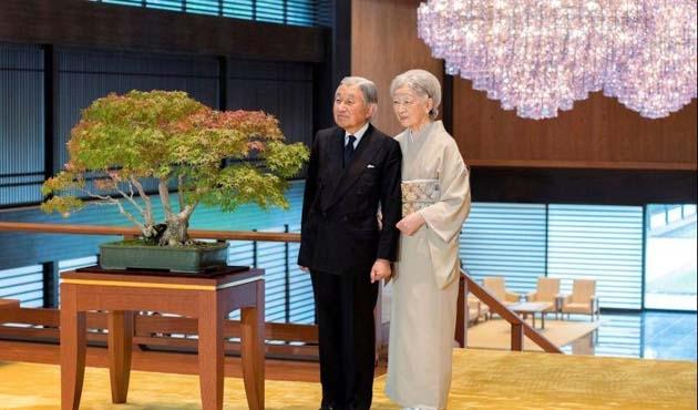 Japon imparatorun tahtı bırakacağı iddiası
