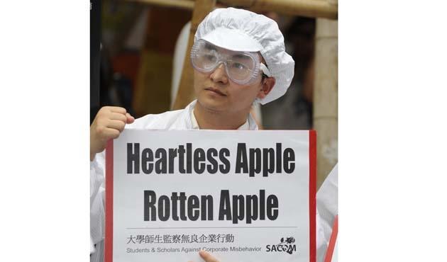 Apple'ın Yasak Şehrinde Yaşam ve Ölüm