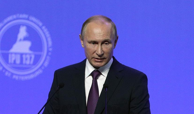 Putin ile Anastasiadis Moskova'da görüştü