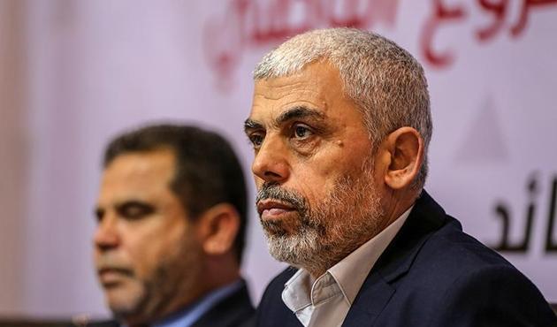 Hamas: İsrail ve ABD, Filistin uzlaşısı için tehlike teşkil ediyor